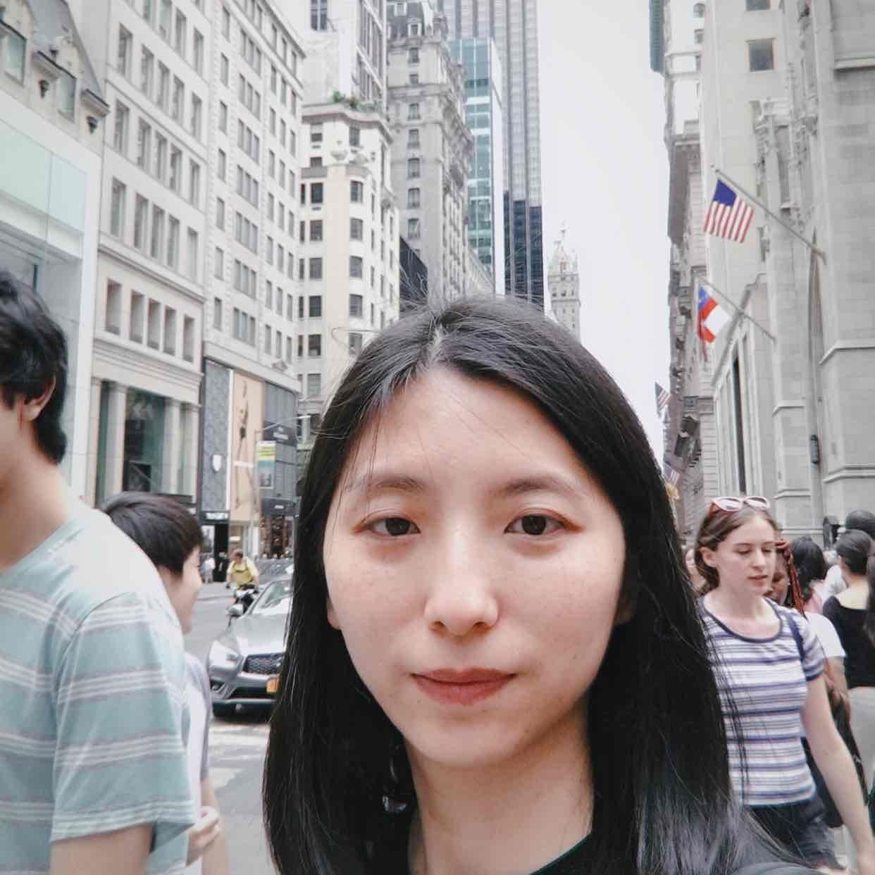 芙蓉姐姐纽约小买手