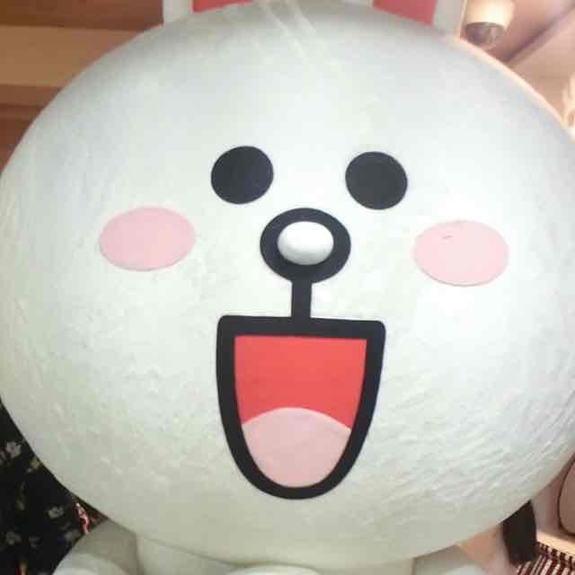 萌小甜在韩国