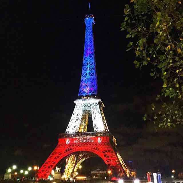 小蒋在巴黎
