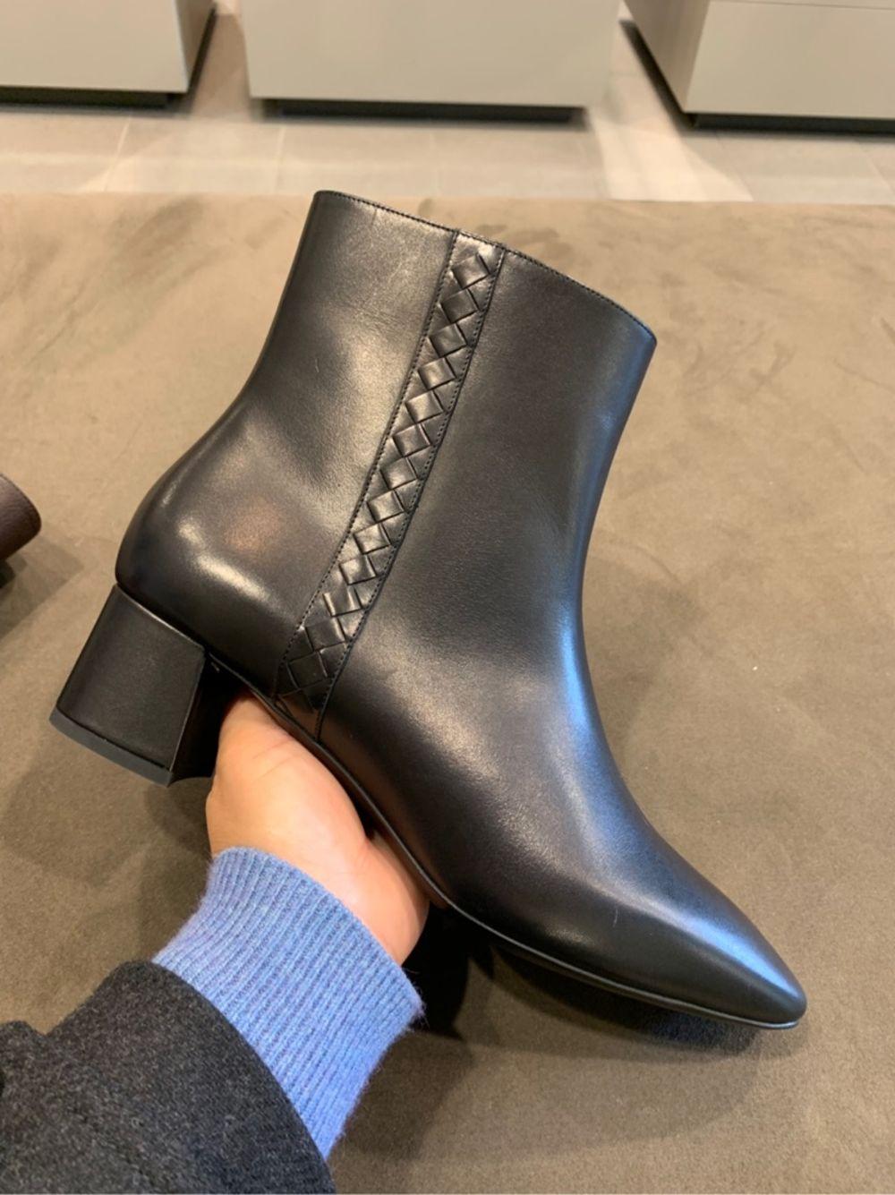 BV女靴 反季节特卖??女士全皮短靴,多色可选~