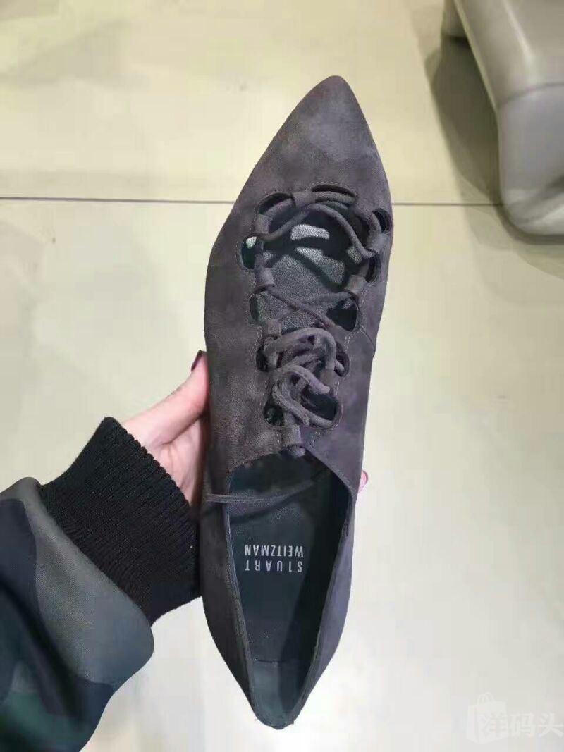 sw 绑带鞋 码数看鞋底
