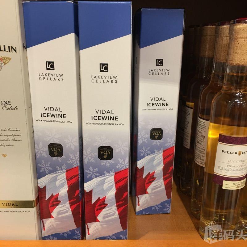 加拿大lakeview cellars冰酒200ml,11.5%酒精含量