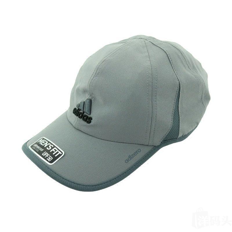 Adidas/阿迪达斯男士经典款鸭舌帽均码帽子可调节棒球帽