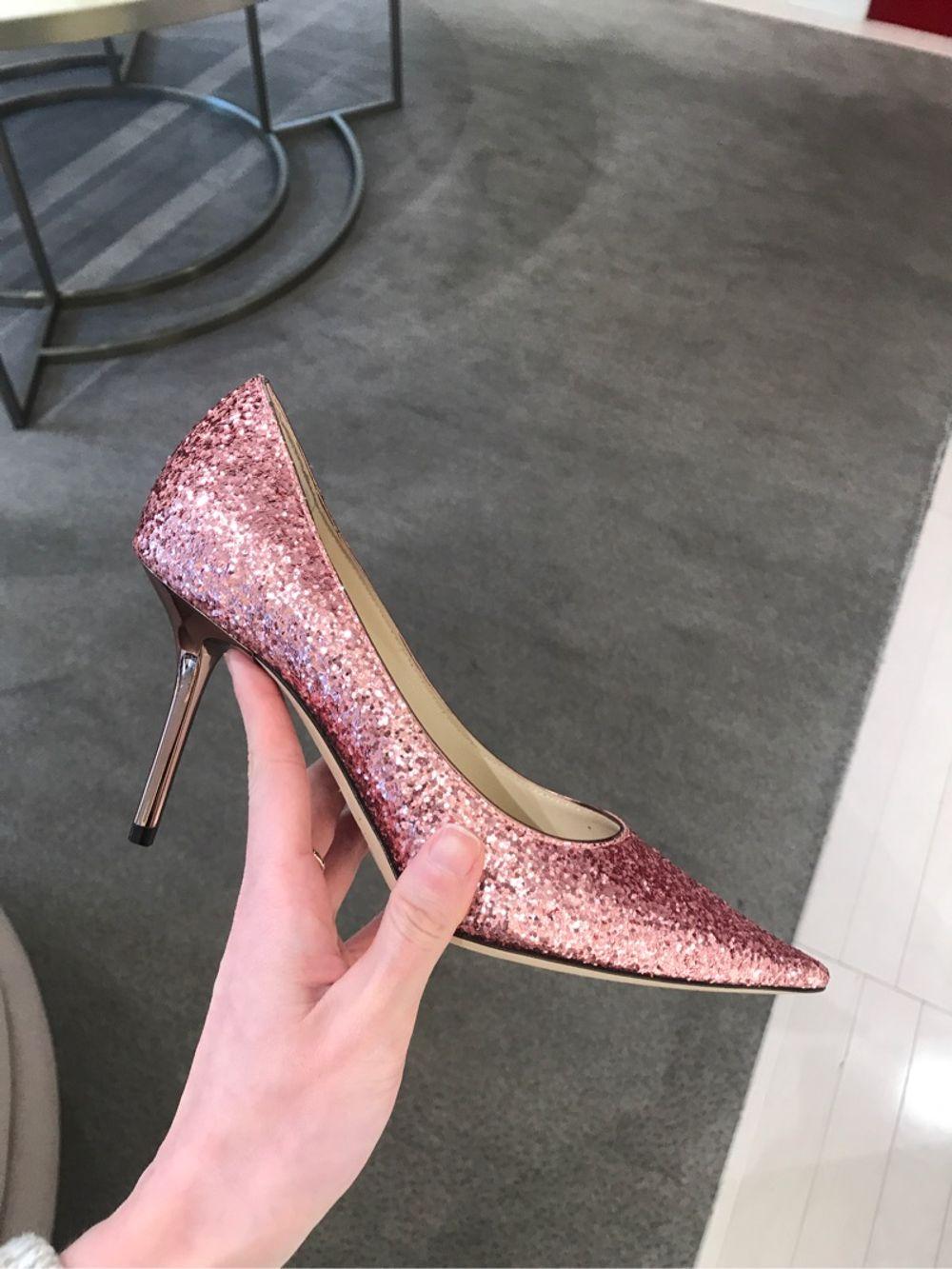 jimmy Choo 新款 8.5Cm 高跟鞋