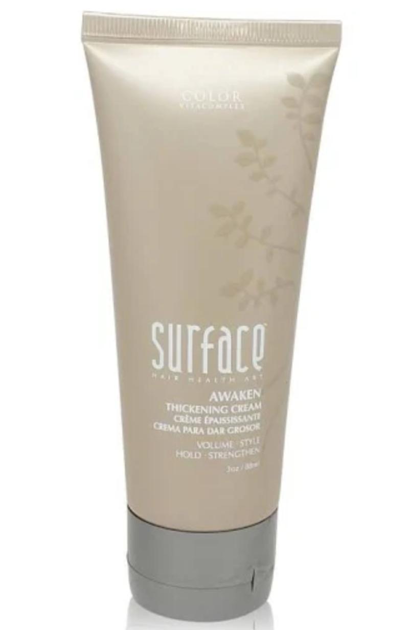 Surface Awaken Thickening Cream头发唤醒增厚膏 - 3盎司管