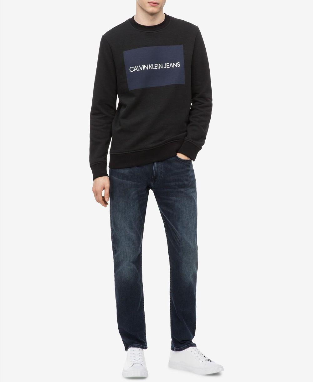 Calvin Klein CK牛仔裤 男士牛仔裤CKJ056 Tapered运动楔形牛仔裤