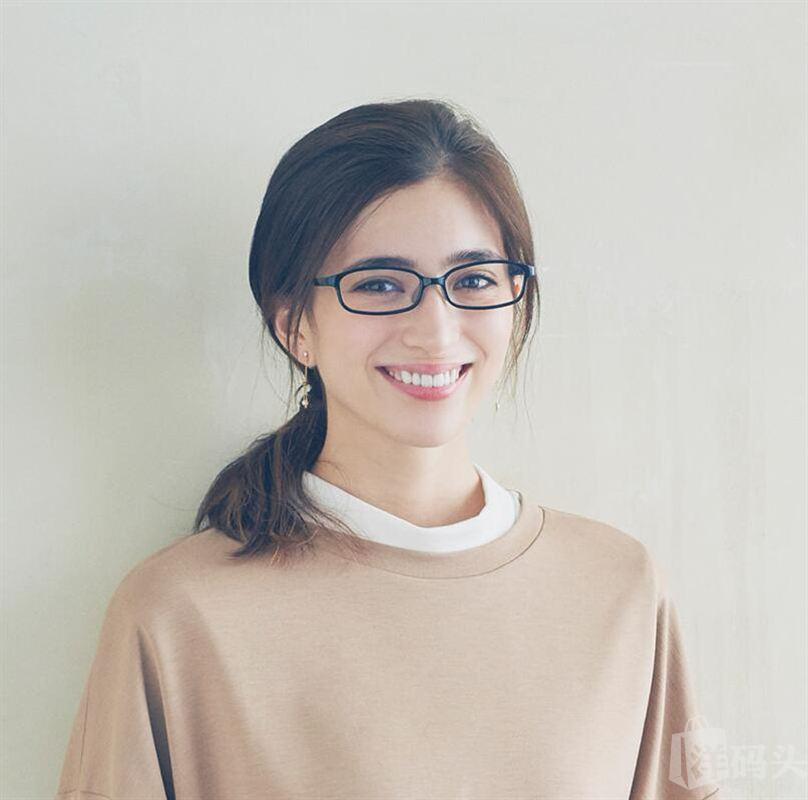 jins成人款防蓝光辐射眼镜 保护视力无度数 长期