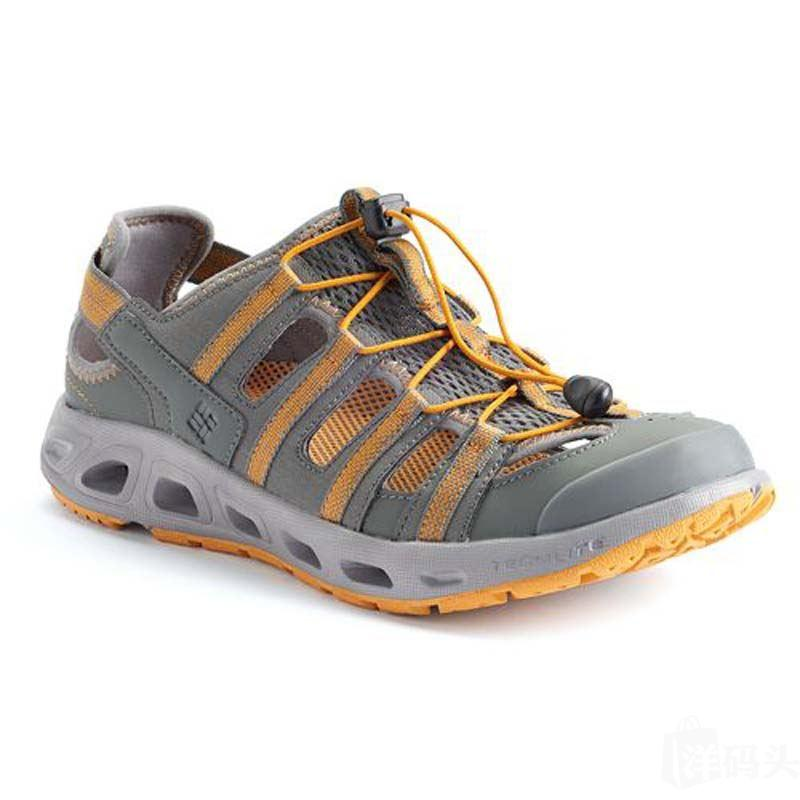 哥伦比亚户外鞋 Columbia 男鞋 运动鞋 透气轻便登山鞋