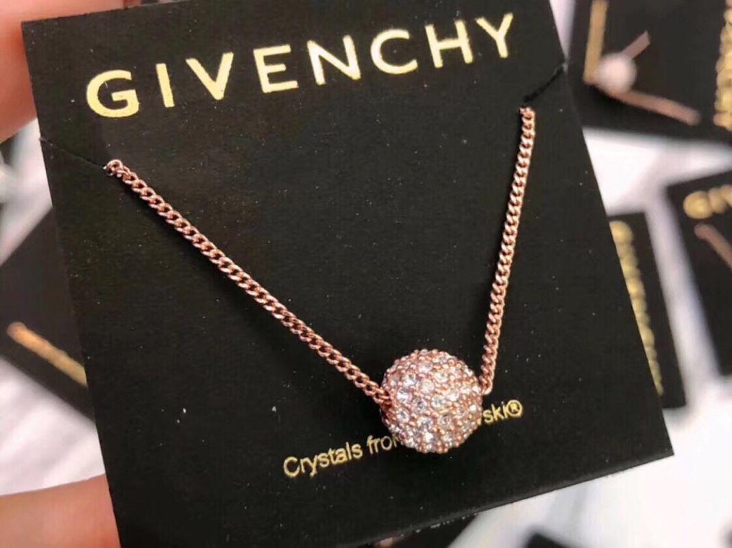 黑五特价Givenchy 纪梵希项链玫瑰金色