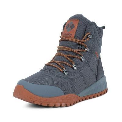 Columbia哥伦比亚 户外休闲中帮防水保暖雪地靴徒步男鞋 BM2806