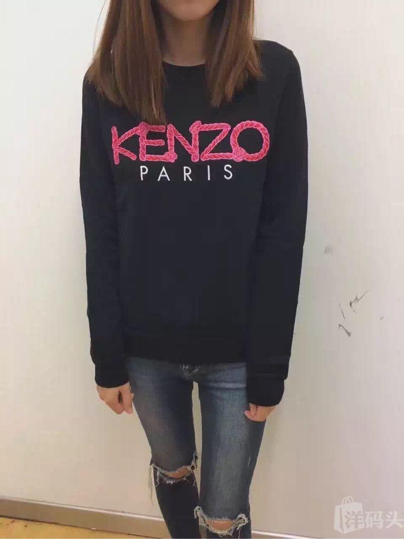 kenzo卫衣图片