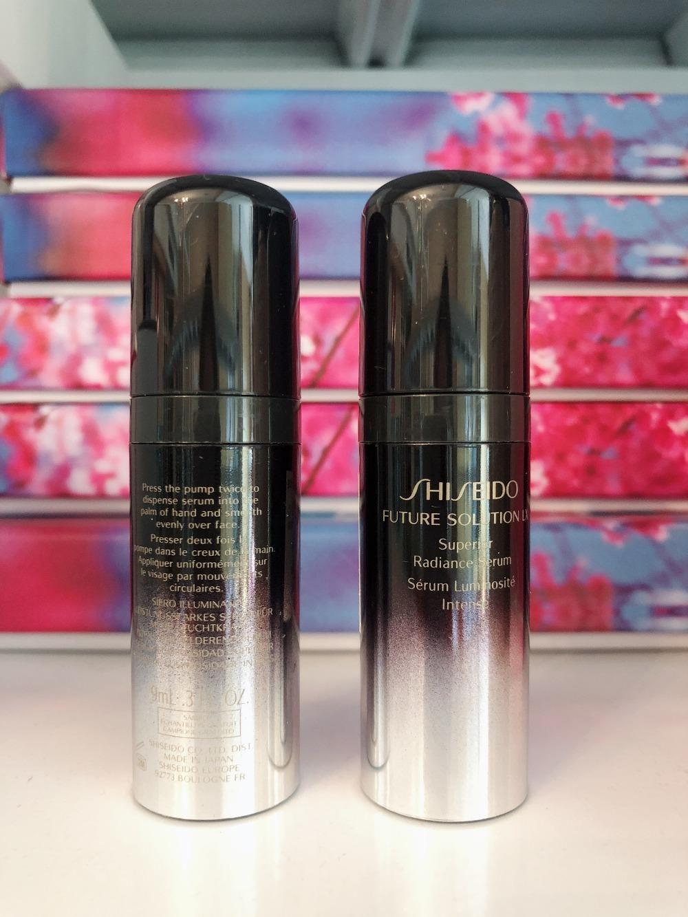 Shiseido资生堂时光琉璃御藏集效焕透精华液9ml
