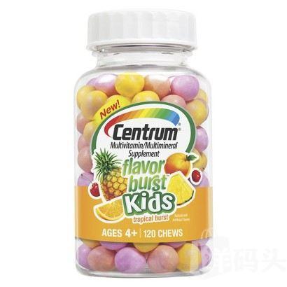 Centrum (善存) 小儿咀嚼式复合维生素