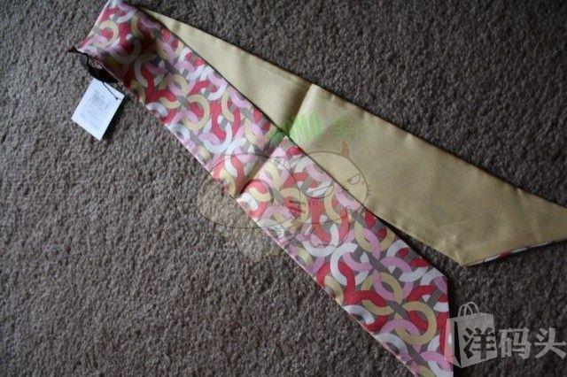 美国现货 COACH/蔻驰 F83302 长条丝巾