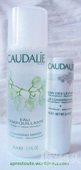 超值换购 Caudalie Cleansing & Lip Duo 大葡萄洁肤水+唇膏组合