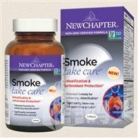 美国New chapter呼吸健康配方 纯有机护肺 吸烟必备