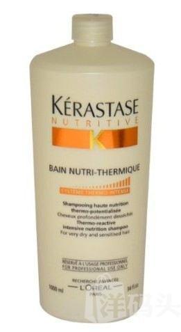 欧莱雅 Kerastase 卡诗 洗发水 1000ml  洗发水中的奢侈品