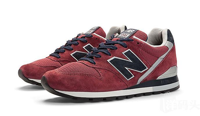 New Balance Renegade 996 Red(made in USA)
