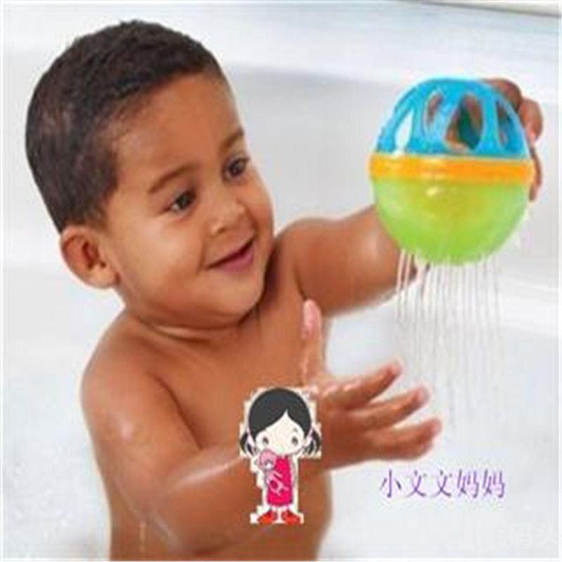 Munchkin麦肯奇麦肯齐洗澡玩具 戏水球/响球/沐浴球