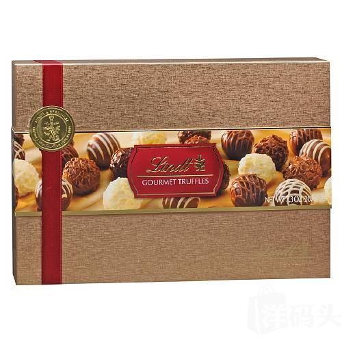 特价 1盒起包直邮 Lindt 瑞士莲美味组合松露巧克力礼盒 12颗 6种口味