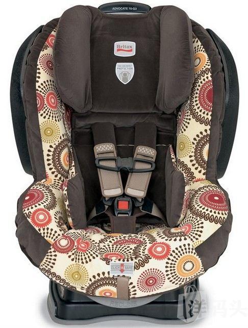 【美国直邮】百代适Britax Advocate 70-G3 儿童安全座椅 5色可选