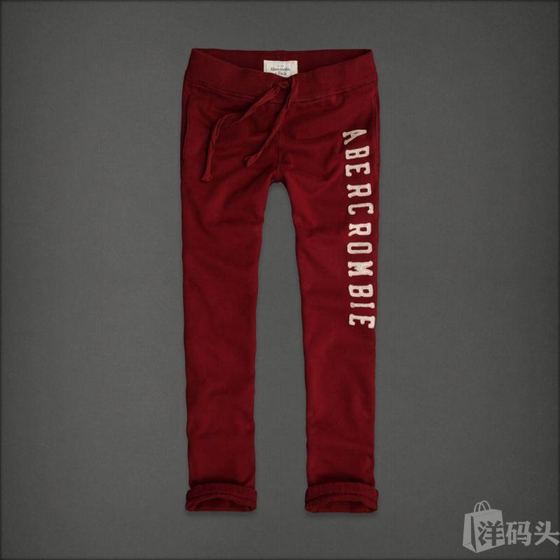 abercrombie & fitch (AF) sweatpants 男士卫裤