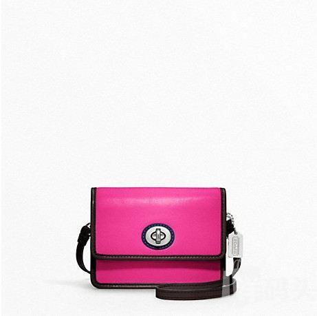 蔻驰 COLORBLOCK MINI MINI CROSSBODY_STYLE  F48022