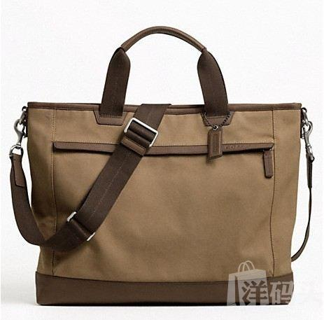 蔻驰 CAMDEN CANVAS SUPPLY BAG_STYLE  F70828