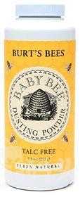 Burt's Bees小蜜蜂婴儿纯天然爽身痱子粉210g(不含滑石粉)包邮