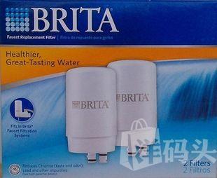 Brita 碧然德BASIC 水龙头净水系统专用滤芯 (2只装)