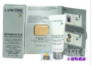 lancome /兰蔻Renergie Eye Multiple Action紧致纤妍眼霜+遮瑕霜