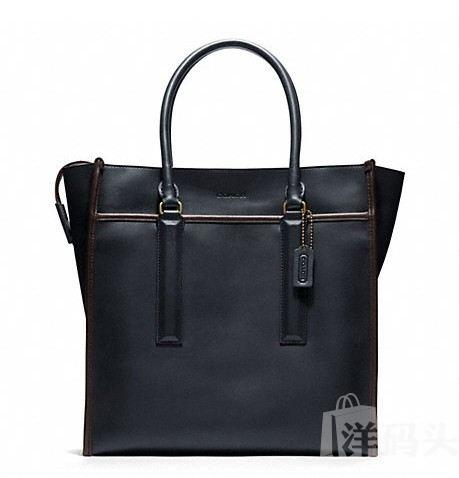 蔻驰 BLEECKER LEATHER TOTE_F70725