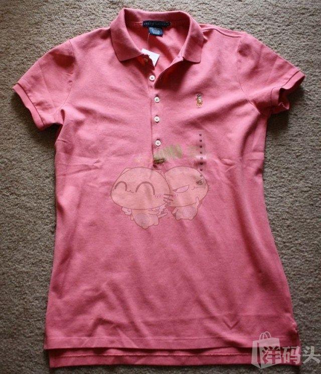 美国现货 Ralph Lauren 女POLO衫 彩色马标