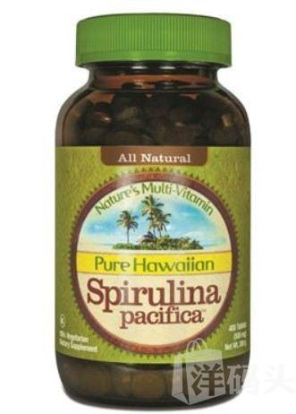 Nutrex Hawaii Spirulina夏威夷螺旋藻*500mg400片*Cynotech