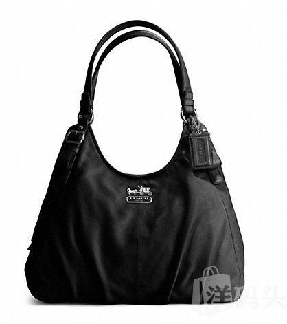 蔻驰 MADISON LEATHER MAGGIE SHOULDER BAG_STYLE F16503