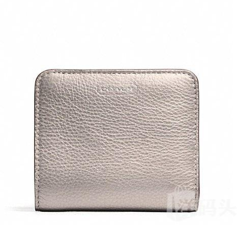 Coach蔻驰 PARK LEATHER SMALL WALLET_STYLE  F49879