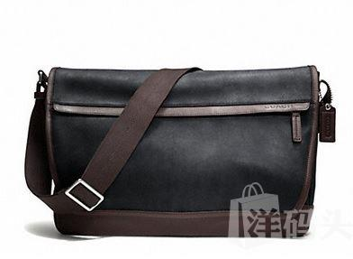 蔻驰 CAMDEN LEATHER MESSENGER_STYLE  F70924