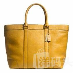 [护航直邮] Coach/寇驰 BLEECKER PEBBLED LEATHER TOTE - F71068
