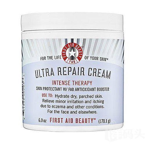 FAB First Aid Beauty UltraRepairCream急救修复霜/保湿面霜170g 16年