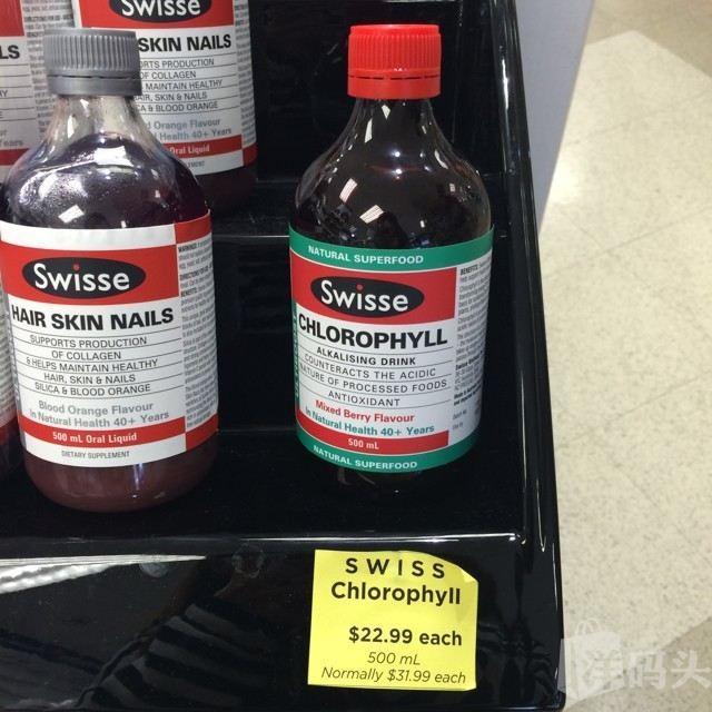 Swisse 液体胶原蛋白 (梅子味道)500毫升