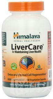美国直邮Himalaya 喜马拉雅Liv.52 草本护肝养肝
