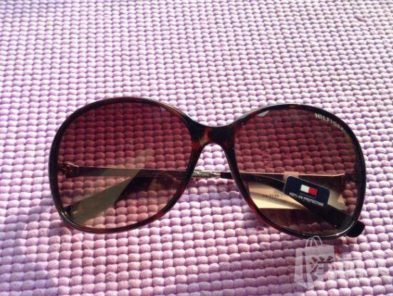 【北京现货】美国专柜正品tommy hilfiger汤米女式太阳镜100%防UV