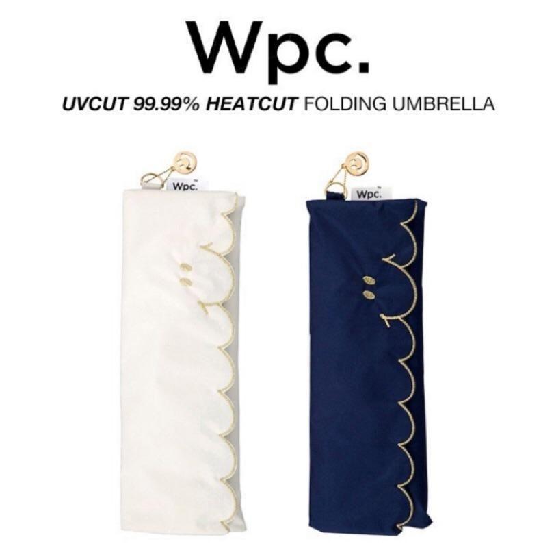 wpc伞所有款式都可发图私信客服购买日本WPC笑脸遮阳防晒晴雨伞