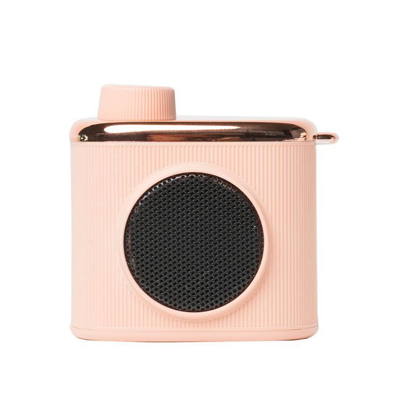 CYKE 复古无线蓝牙音箱 创意便携迷你低音炮