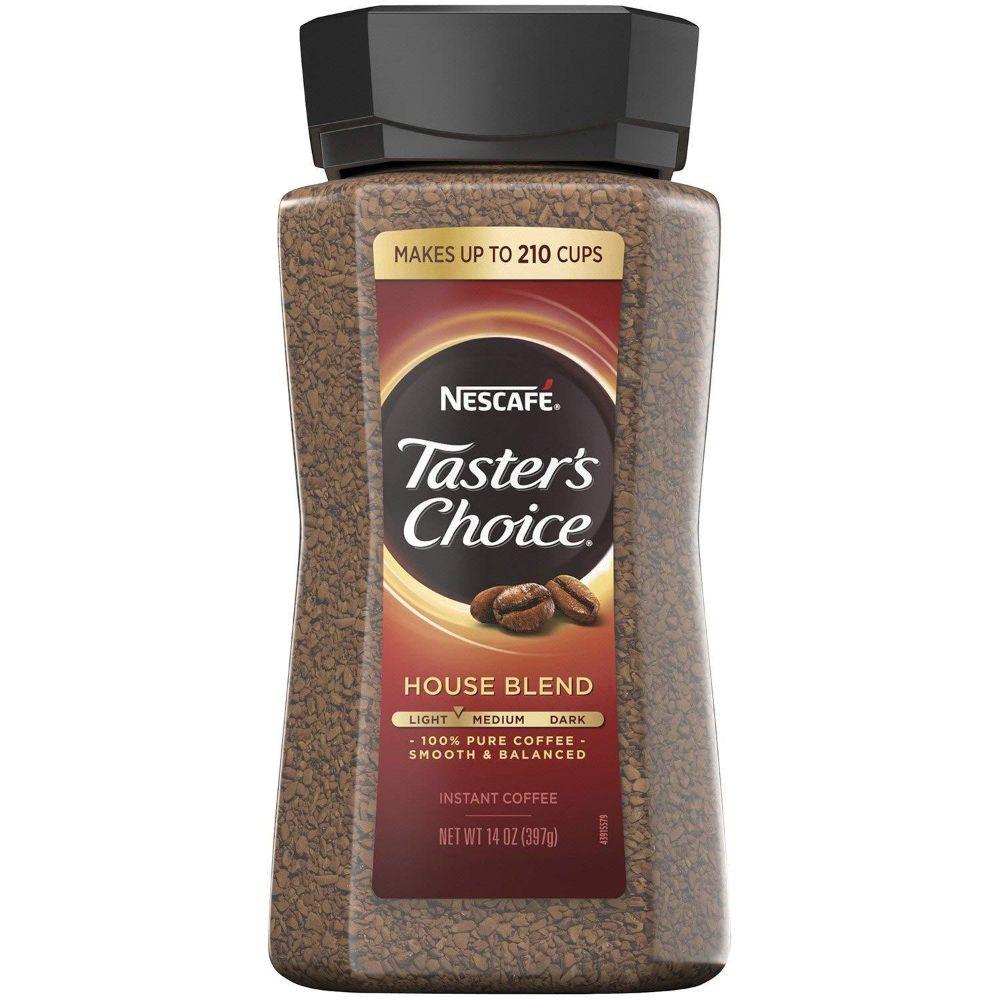 Taster's Choice 雀巢 原味精选速溶咖啡 397g