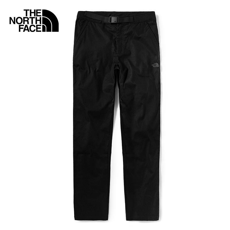 The North Face北面男裤户外休闲裤运动裤宽松透气登山裤长裤4NBA